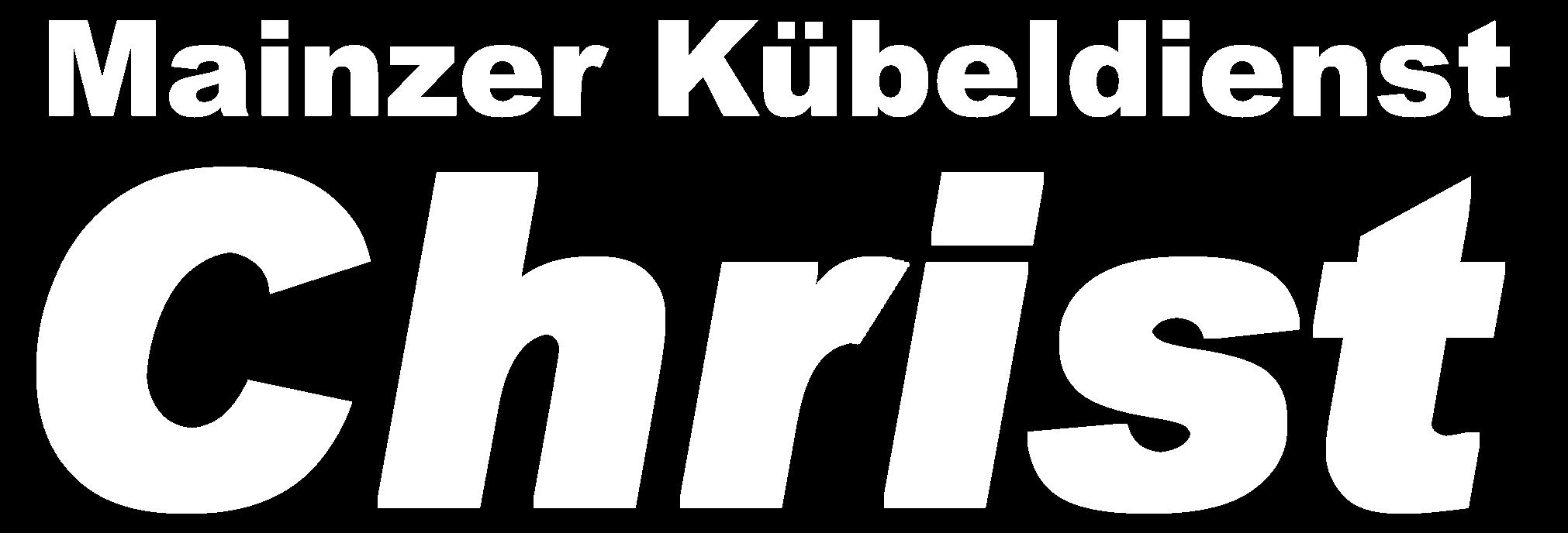 Mainzer Kübeldienst Christ OHG